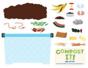 Compost Clip Art Pg 4 - Cliparts Zone