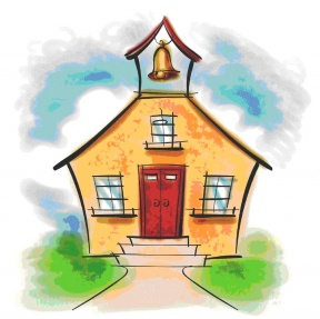 Cute Schoolhouse Clipart - Cliparts Zone