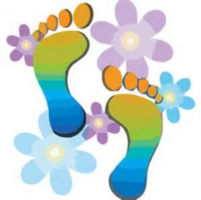 Foot Walking Feet Clipart Free Clipart Image Image - Cliparts Zone