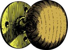 Clip Art Door Knob Clipart - Cliparts Zone