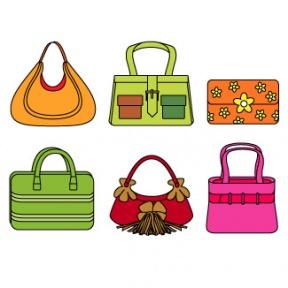 Designer Handbags Clipart - Cliparts Zone