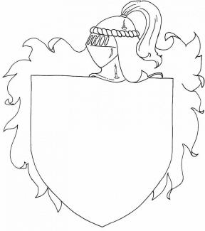 Knights Shield Clipart - Cliparts Zone