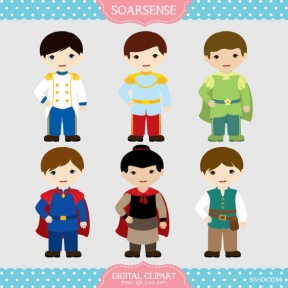 Prince Charming Clipart - Cliparts Zone