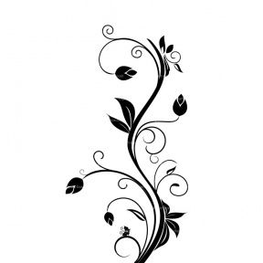 Flower border cliparts cliparts zone floral cliparts mightylinksfo