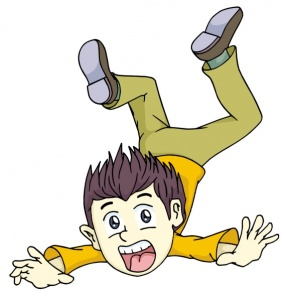 Person Falling Clip Art - Cliparts Zone