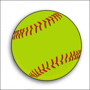 Free Softball Graphics Clipart Image - Cliparts Zone