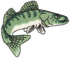 Walleye Clipart - Cliparts Zone