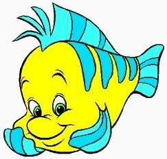 Flounder Clipart - Cliparts Zone