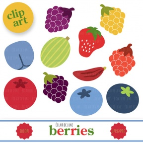 Free Berry Clipart - Cliparts Zone