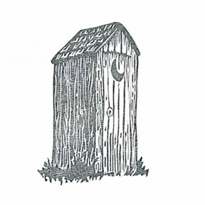 Outhouse Clipart - Cliparts Zone