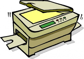 Printer Clipart - Cliparts Zone