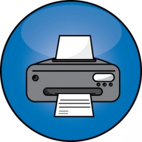Printer Clip Art - Cliparts Zone
