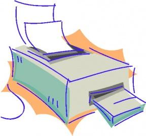 All Clipart: Printers Clipart - Cliparts Zone