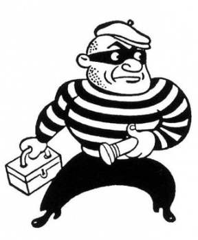Car Theft Clipart - Cliparts Zone
