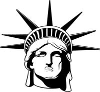 Clipart Statue Of Liberty - Cliparts Zone