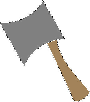 Hatchet Clipart By OO87adam On DeviantArt - Cliparts Zone