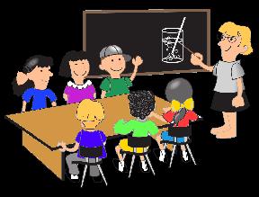 Clip Art Classrooms - Cliparts Zone