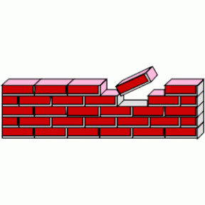 Red Brick House Clipart - Cliparts Zone