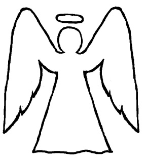 Canadian Wing Angel Halo 2 Clip Art - Cliparts Zone